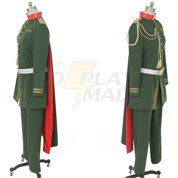 Disfraces Idolish 7 Tenn Kujo Capa Cloak Juego Completos Cosplay