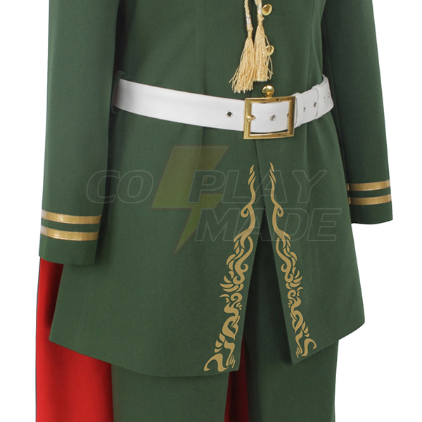 Costumi Idolish 7 Tenn Kujo Cappotto Cloak Set Completi Cosplay