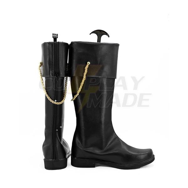 Idolish 7 Yamato Nikaido Shoes Boots Professional Handmade