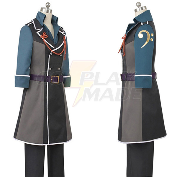 Idolish7 Ryunosuke Tsunashi Cosplay Costume Custom Made