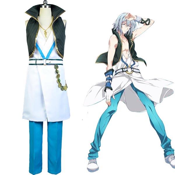 Costumi Idolish7 Tamaki Yotsuba Abito Cosplay Donna
