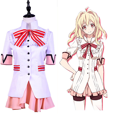 Idolish7 Tsumugi Takanashi Outfit Cosplay Costume For Women