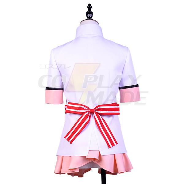 Disfraces Idolish7 Tsumugi Takanashi Traje Cosplay Mujer