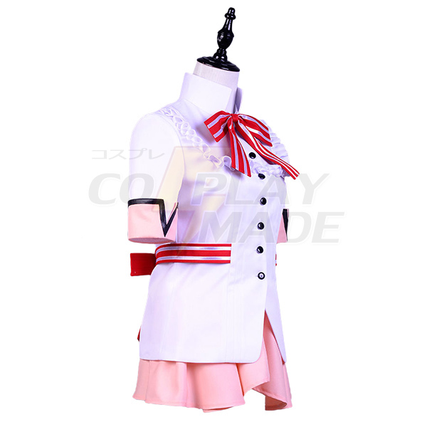 Costumi Idolish7 Tsumugi Takanashi Abito Cosplay Donna