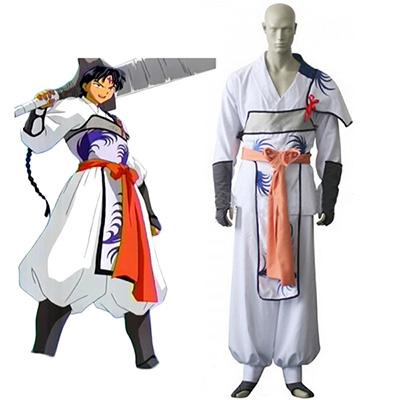 Inuyasha Bankotsu Cosplay Kostyme Halloween