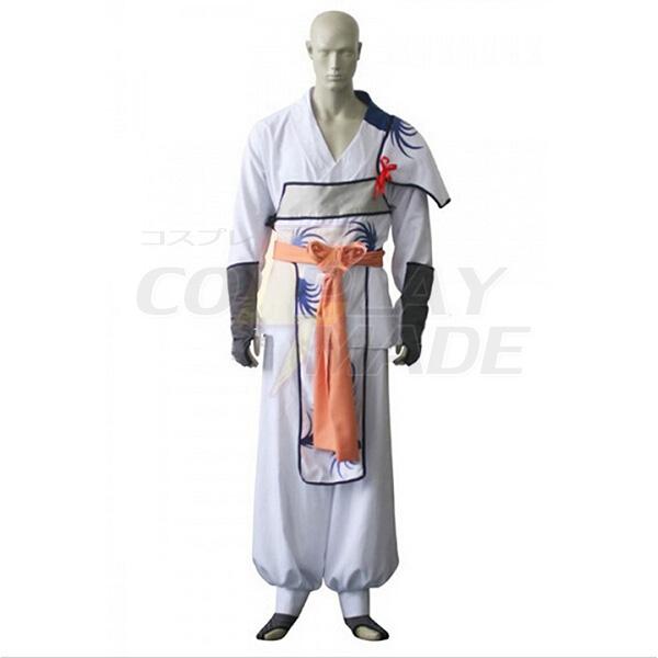 Costumi Inuyasha Bankotsu Cosplay Halloween