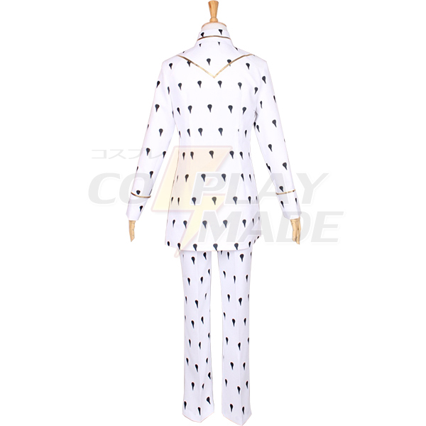 Jojo\'s Bizarre Adventure Bruno Buccellati Cosplay Costume Tailor Made