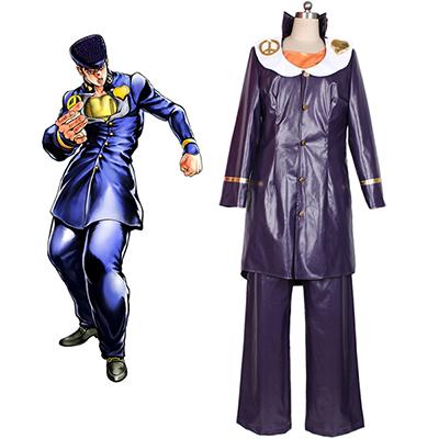 Costumi JoJo's Bizarre Adventure Higashikata Josuke Cosplay