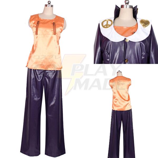 JoJo\'s Bizarre Adventure Higashikata Josuke Cosplay Costume