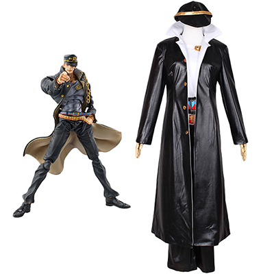 Jojo's Bizarre Adventure Kujo Jotaro Cosplay Costume Tailor Made