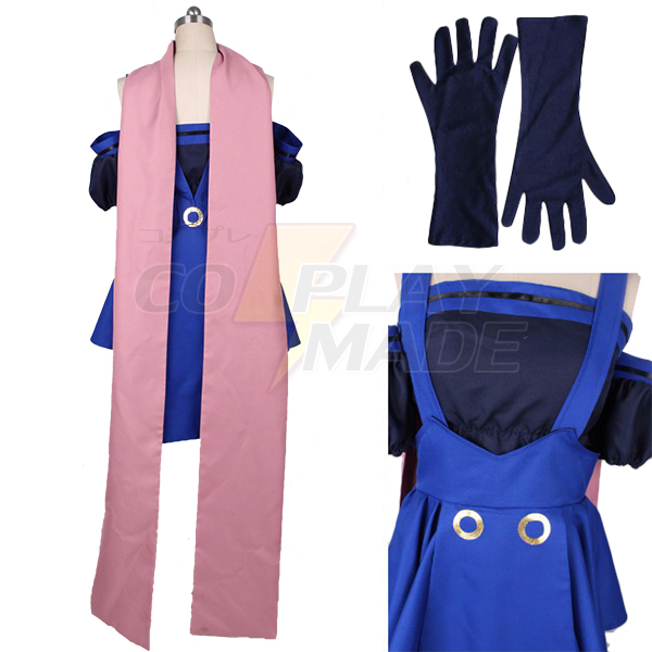 Costumi JoJo\'s Bizarre Adventure Lisa Cosplay Halloween