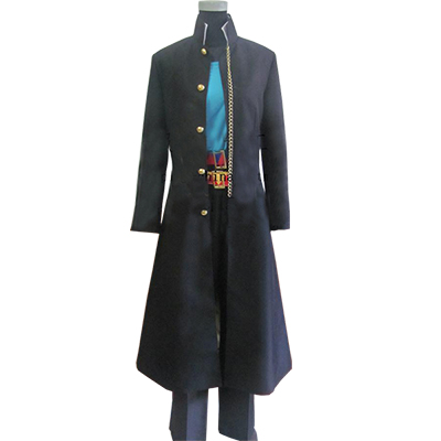 movie JoJo's Bizarre Adventure Jotaro Kujo Cosplay Costume
