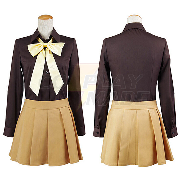 Kamisama Kiss Tomoe Cosplay Costume Halloween