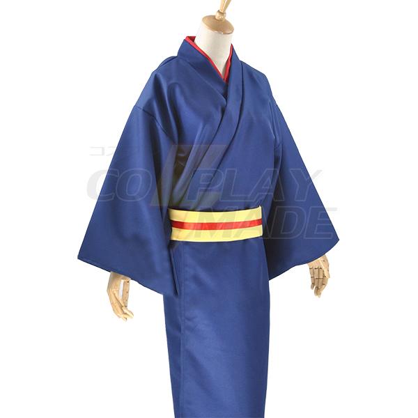 Costumi Anime Kamisama Kiss Kimono Divine Nanami Kamisama Hajimemashita Tomoe Cosplay