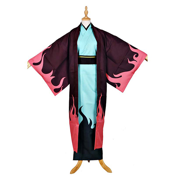 Disfraces Anime Kamisama Kiss Nanami Momozono Party Cosplay Kendo Kimono Gift Azul Blet