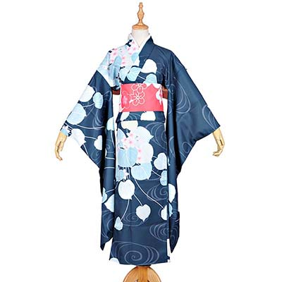 Disfraces Kamisama Love Cosplay Momozono Nanami Kimono Kamisama Kiss Mujer Fancy Cos Summer Festival Bathrobe