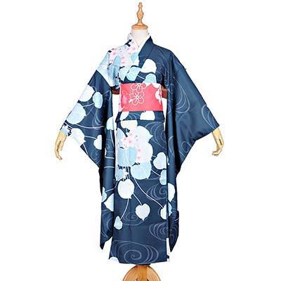 Kamisama Love Cosplay Kostüme Momozono Nanami Kimono Kamisama Kiss Frau Fancy Cos Summer Festival Bathrobe