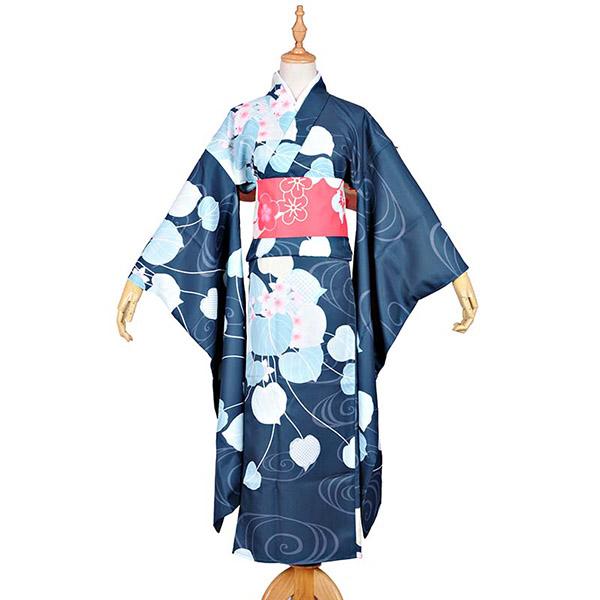 Kamisama Love Cosplay Costumes Momozono Nanami Kimono Kamisama Kiss Women Fancy Cos Summer Festival Bathrobe