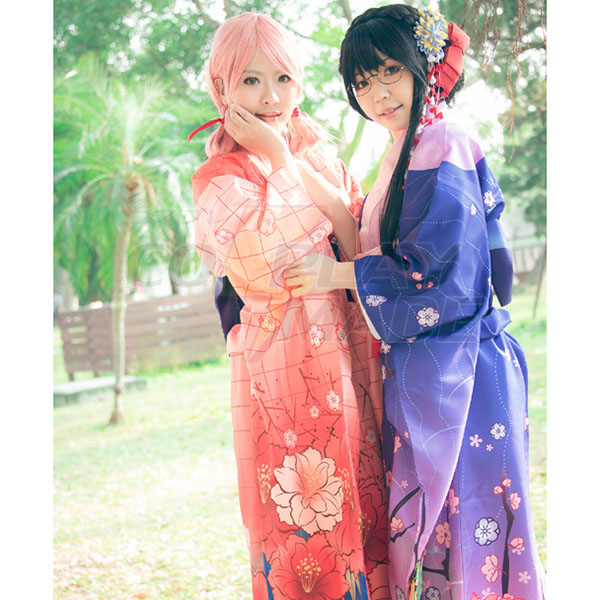 Disfraces Kantai Collection Aakashi ∕ Ooitono Kimono Cosplay