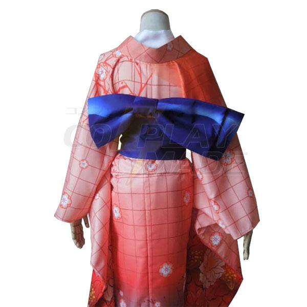 Costumi Kantai Collection Aakashi ∕ Ooitono Kimono Carnevale