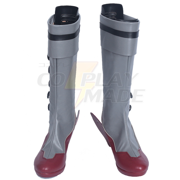 Kantai Collection Akizuki Cosplay Shoes Boots Custom Made