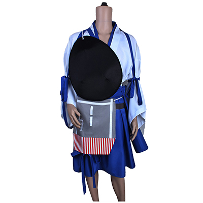 Kantai Collection Kaga Cosplay Kostyme Karneval Halloween