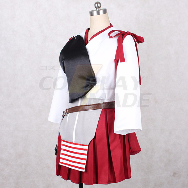 Costumi Kantai Collection Kancolle Akagi Cosplay Halloween