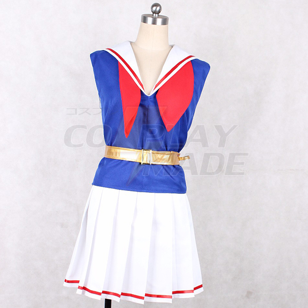Kantai Collection Kancolle Maya and Choukai Cosplay Costume