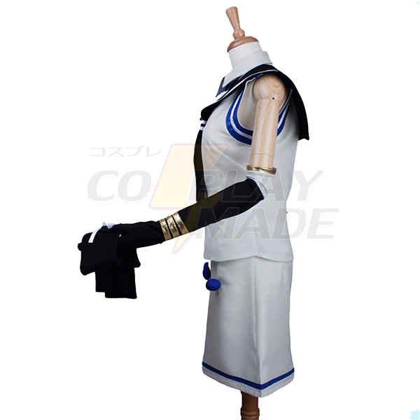 Disfraces Kantai Collection Kankore Samidare Vestido Cosplay Carnaval