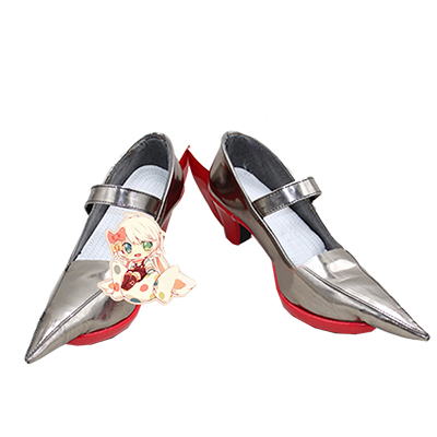 Zapatos Kantai Collection Kashima Cosplay Botas Originales Carnaval Originales