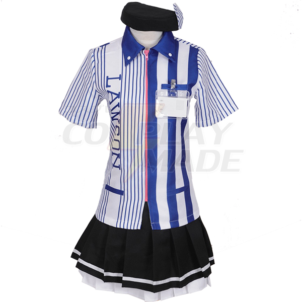 Kantai Collection Lawson Outfit Cosplay Costumes Halloween