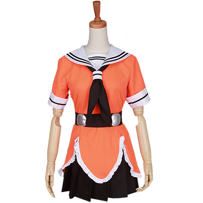 Kantai Collection Naka Cosplay Halloween Kostymes Halloween