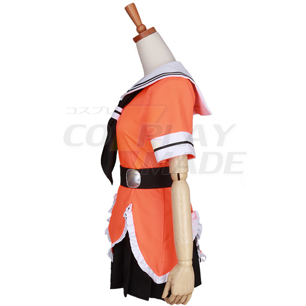 Costumi Kantai Collection Naka Cosplay Halloween Abitis Halloween