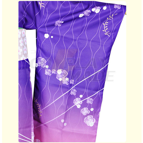 Disfraces Kantai Collection Ooyodo Kimono Cosplay Halloween