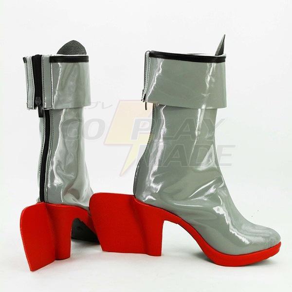 Zapatos Kantai Collection Shimakaze Cosplay Botas Carnaval