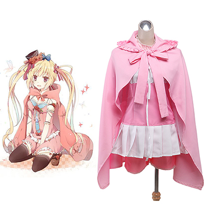 Karneval Tsukumo Cosplay Costume Tailor Made Halloween