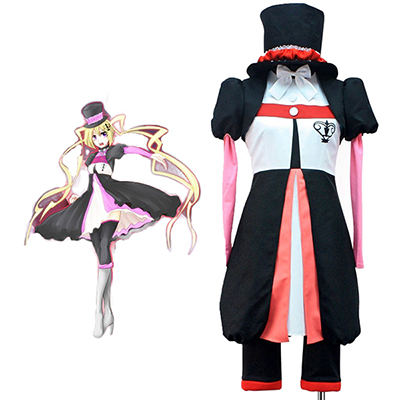 Karneval Tsukumo Cosplay Costume Tailor Made