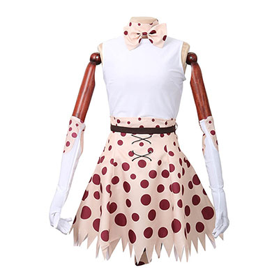 Kemono Friends Project Leptailurus Serval Cosplay Costumes Cosplay