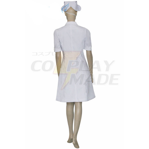 Newest High Quality Kill Bill Elle Driver Dress Uniform Cosplay Costume