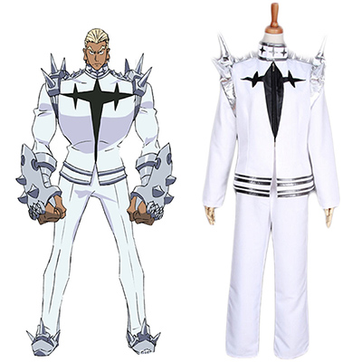Kill la Kill Gamagori Ira Cosplay Costume Custom Halloween