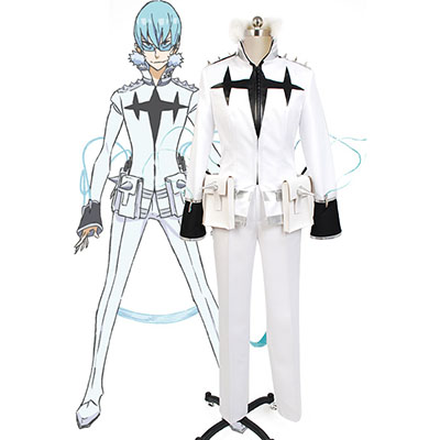 Kill la Kill Houka Inumuta Cosplay Costume Halloween