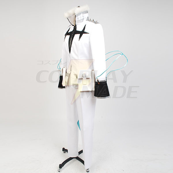Costumi Kill la Kill Houka Inumuta Cosplay Halloween