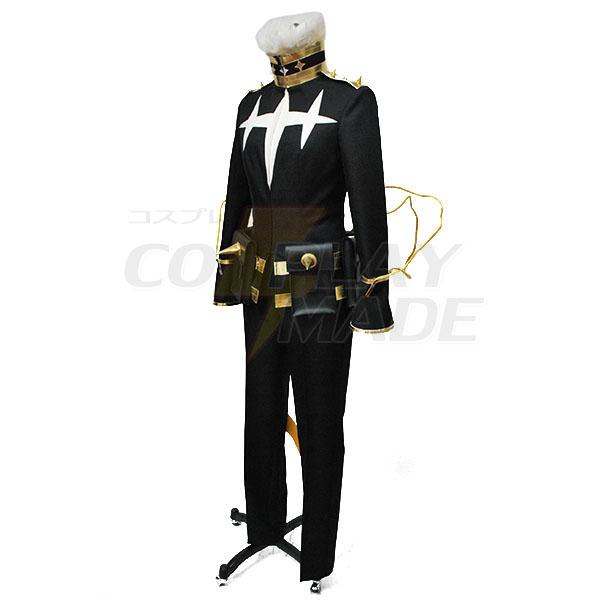 Disfraces Kill la Kill Houka Inumuta Final Shape Uniforme Traje Chaqueta Capa Pants Anime Cosplay