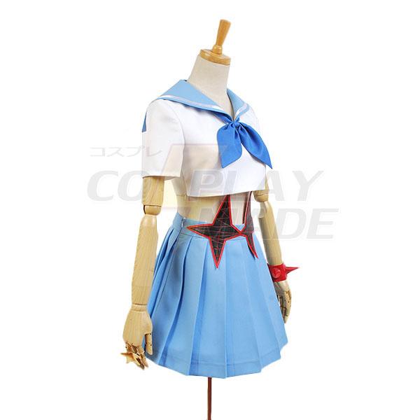 Kill la Kill Mako Mankanshoku Goku Uniform Cosplay Costume