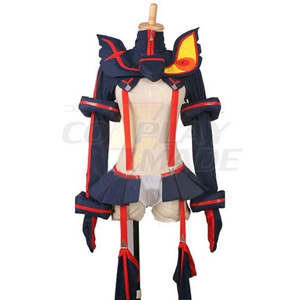 Costumi Kill La Kill Matoi Ryuuko Cosplay Halloween