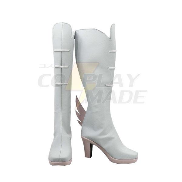 Kill la Kill Nonon Jakuzure Cosplay Shoes Boots Custom Made