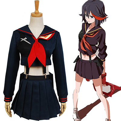 Kill la Kill Ryuko Matoi japanese Anime Cosplay costumes For Wom