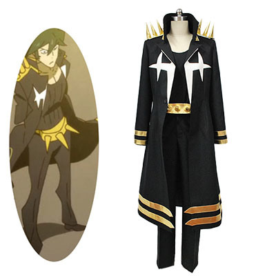 Costumi Kill la Kill Uzu Sanageyama Uniforme Final Form Cosplay Donna Uomini