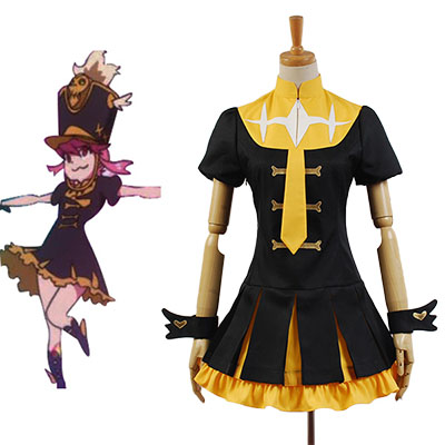 Kill la Kill Nonon Jakuzure Uniform Final Shap Form Kleid Cosplay Kostüm