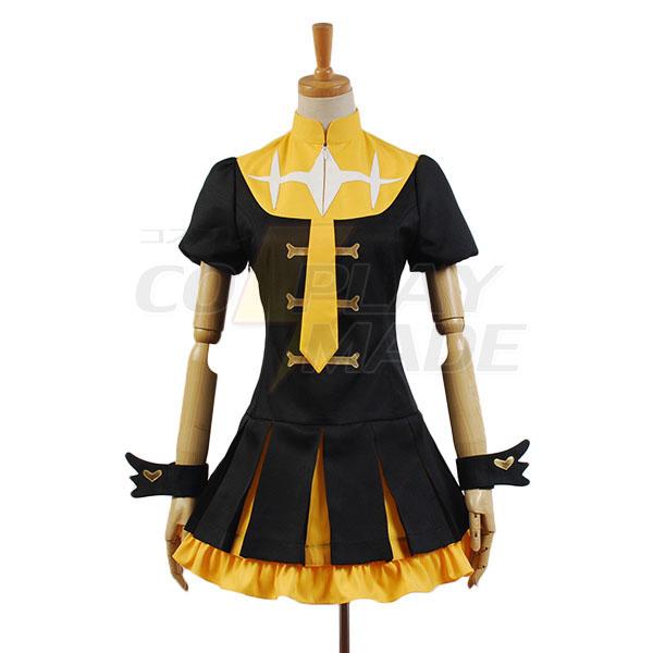 Disfraces Kill la Kill Nonon Jakuzure Uniforme Final Shap Form Vestido Cosplay